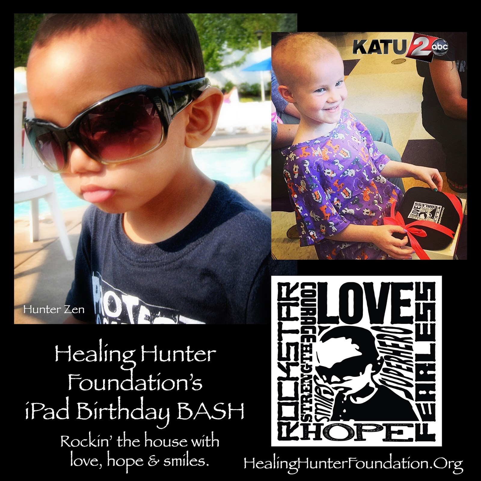 Healing Hunter Foundation 2017