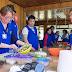 Con talleres de cocina saludable usuarios del Hospital de Día fortalecen sus capacidades