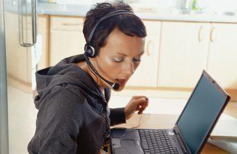 كيفية استخدام اختبار الصوت في Skype