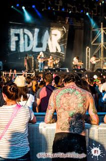 FIB, 2016, Música, Festival, Benicassim, FIDLAR