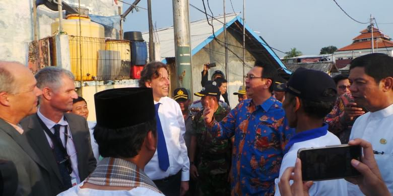 """DEN HAAG, SEKADAU.com - Parlemen Belanda menyatakan, hukuman terhadap gubernur non-aktif DKI Jakarta, Basuki Tjahaja Purnama alias Ahok sebagai """"serangan langsung terhadap kebebasan"""