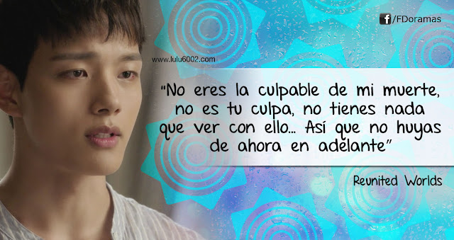 reunited worlds frases ep 2 reseña kdrama dorama
