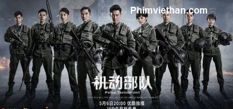 Phim biệt đội hành động Trung Quốc 2019