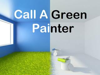 Environmentally Friendly - Green Painting