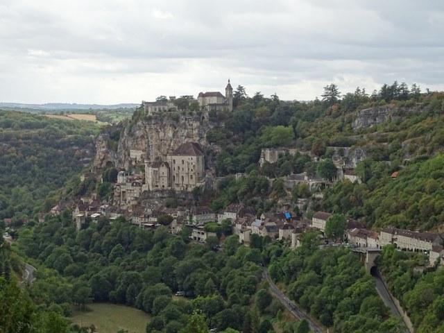 Rocamadour duna pilat francia france minas tirith esdla
