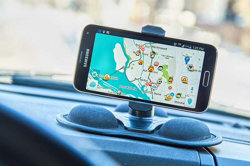 How to Avoid Slow Traffic with Your Phone