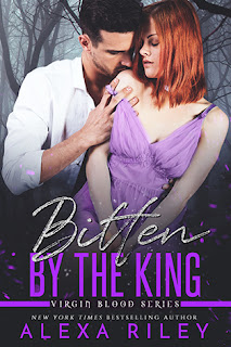 Bitten by the King by Alexa Riley