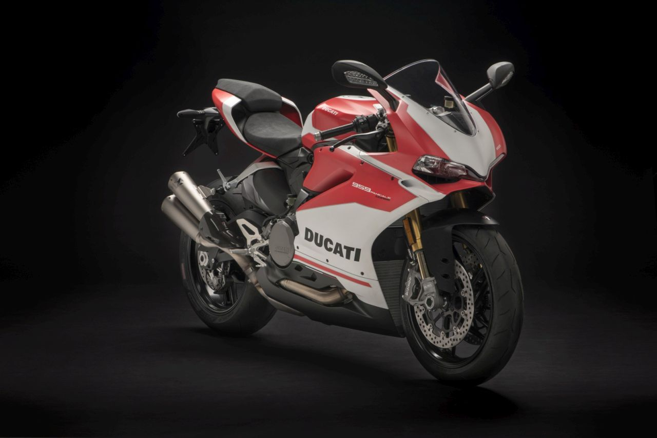 Ducati 959 Panigale Corse Sales Start At1515l In India Bikers