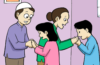 Menghargai Orang Yang Lebih Tua
