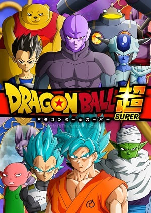 Dragon Ball Super - Completo Legendado Torrent torrent download capa