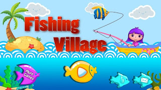 Screenshots of the Sofia's Fishing Village for Android tablet, phone.
