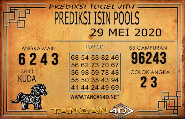 PREDIKSI TOGEL ISIN TANGAN4D 29 MEI 2020