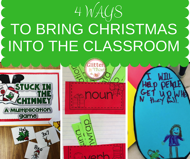 Looking to incorporate some Christmas cheer into the classroom? Check out decorations, teaching ideas, and bulletin boards for kids that will make a teacher's life easier during the holidays!