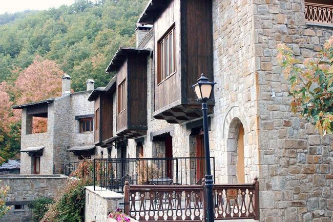 Pyrgos Mantania Hotel rooms