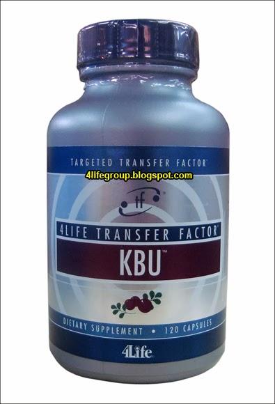 foto 4Life Transfer Factor KBU (Bungkusan Lama)