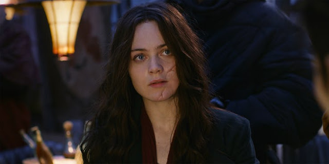 hester shaw mortal engines