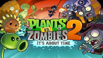 Plants vs Zombies 2 v3.5.1 MOD APK Full (Unlimited Money&Coins)