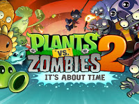 Plants vs Zombies 2 v5.5.1 Mod Apk Full (Unlimited Coins+Gems)