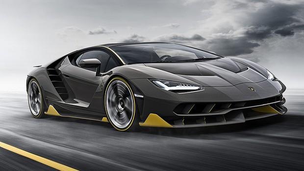Novo superesportivo Lamborghini comemoraria com 770 cavalos