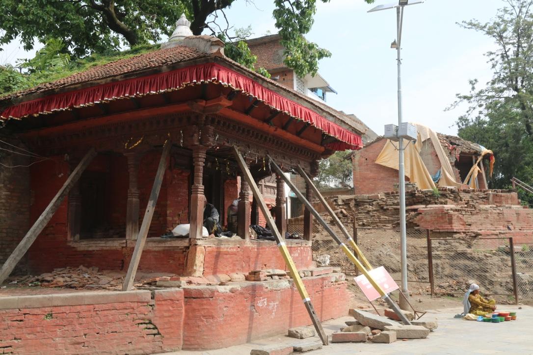 Big Sky Treks Kathmandu Durbar Square Hanuman Dhoka