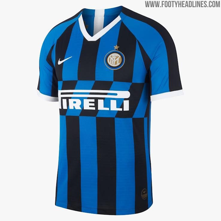 promo code 4ed80 54ce3 Inter Mailand 19-20 Heimtrikot enthüllt - Nur Fussball