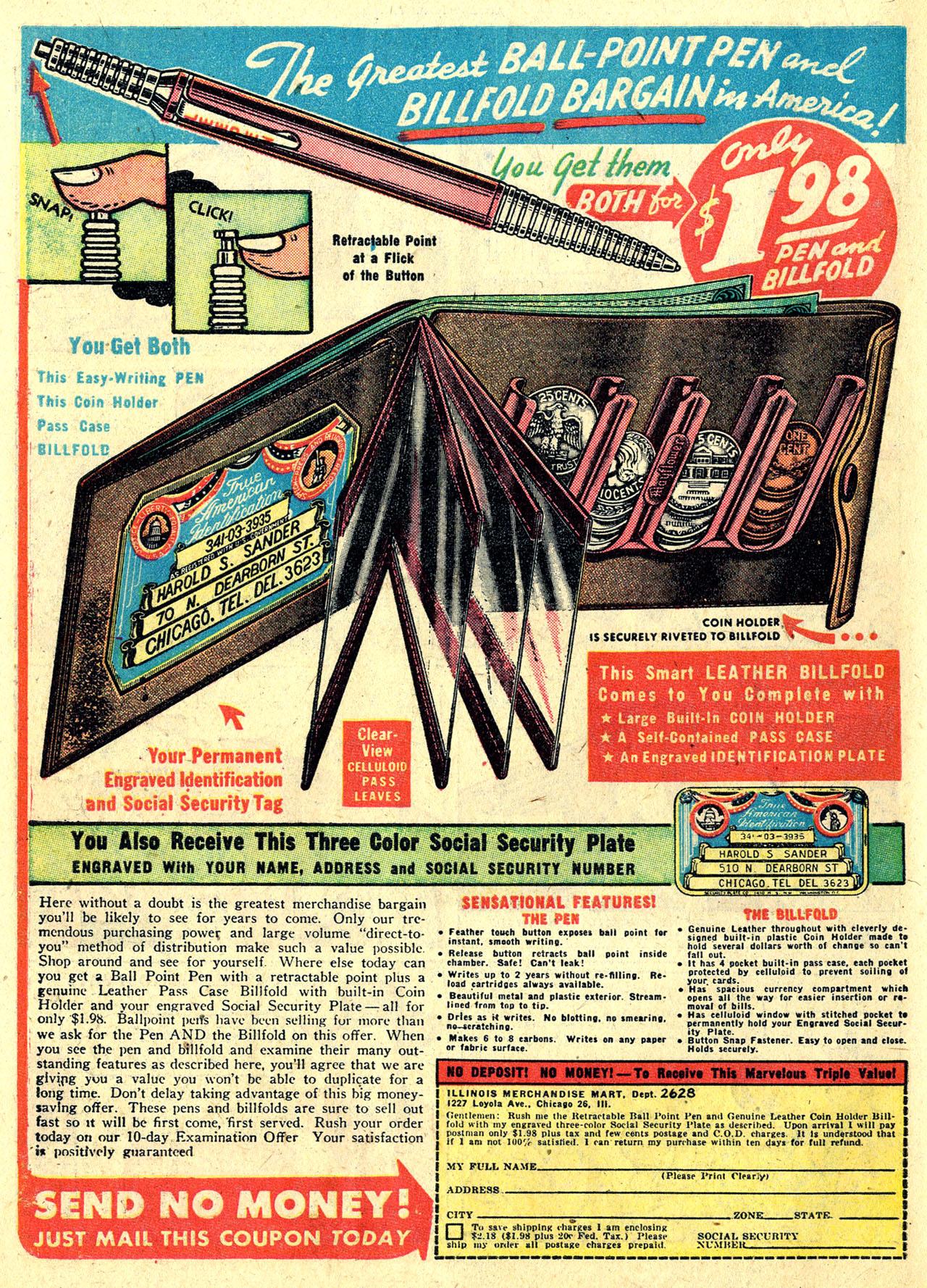 Read online Detective Comics (1937) comic -  Issue #133 - 50