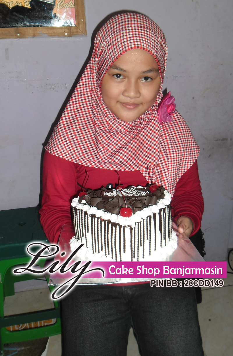 Lily Cake Shop Banjarmasin Pelanggan Kalangan Pelajar