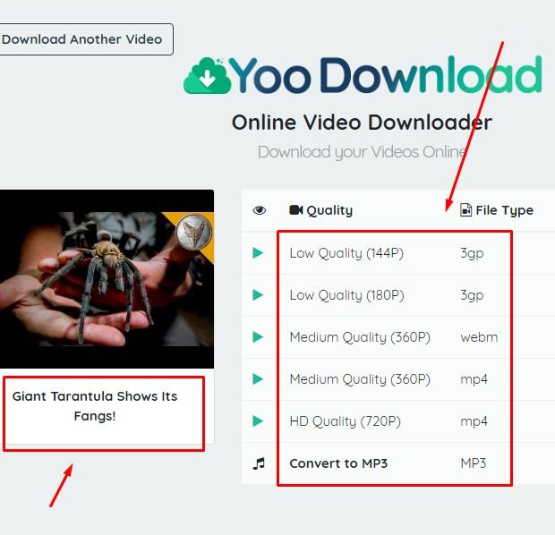 YooDownload Untuk  Download Video Youtube 2019