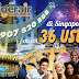 Đi Singapore chỉ 36 USD với Tiger Air