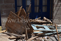 Ενημέρωση από τον Δήμο Λέσβου για τους πληγέντες από το σεισμό- Οι ενέργειες για την λήψη των επιδομάτων που δικαιούνται