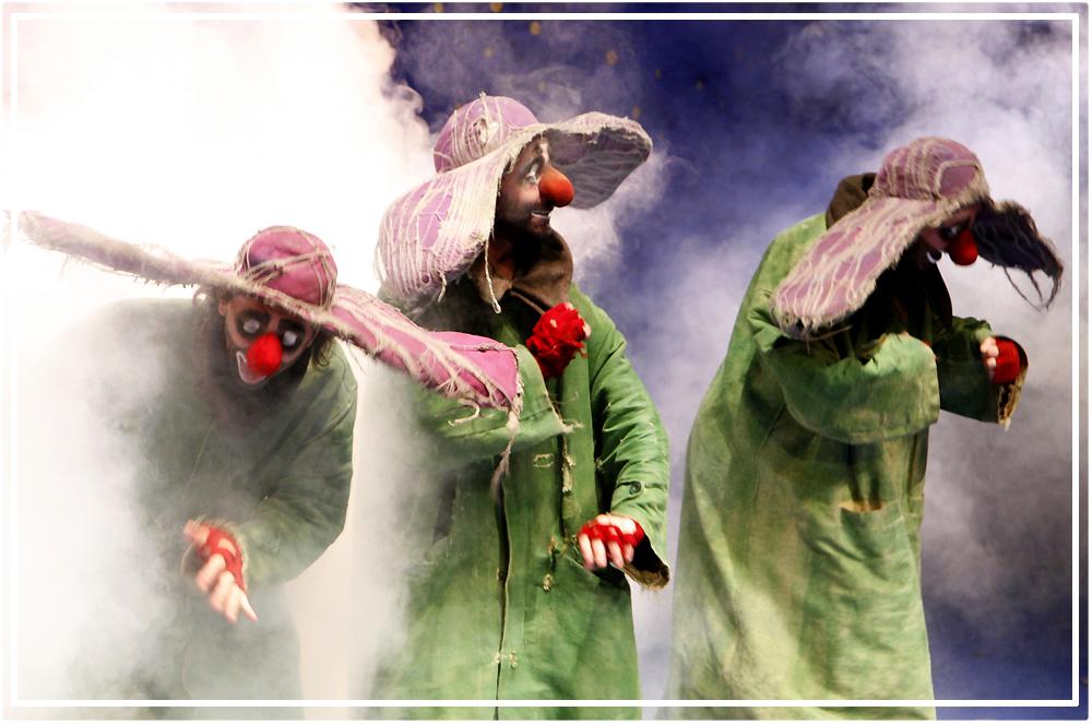 SLAVA'S SNOWSHOW - Théâtre