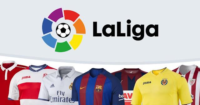 Casi la mitad de los equipos de LaLiga no tiene sponsor en su camiseta