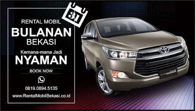 Rental Mobil Bulanan di Bekasi