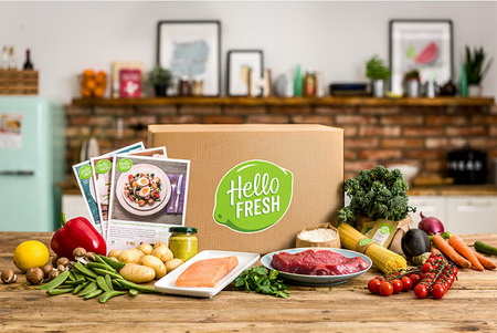Cooking Subscription Box