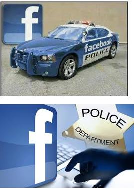 Calling police facebook