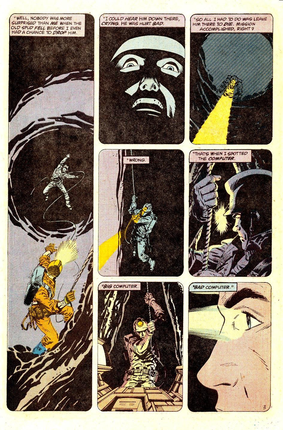 Read online Secret Origins (1986) comic -  Issue #35 - 39