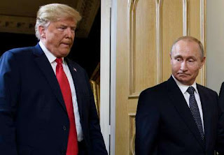 Moscow says it's open to having a Putin-Trump summit