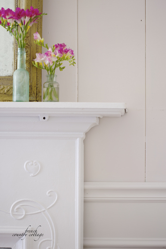 Inspired By Blush Amp Cream French Country Cottage