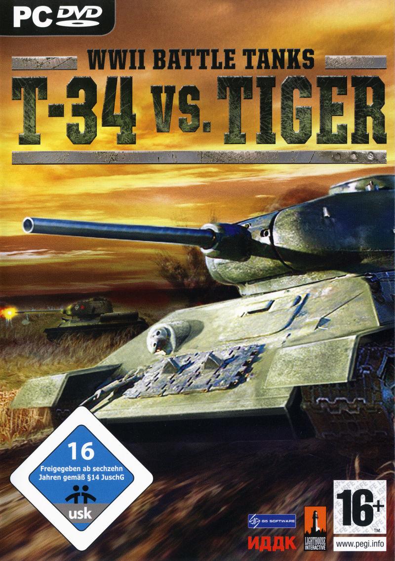 VS TIGER T34 TÉLÉCHARGER