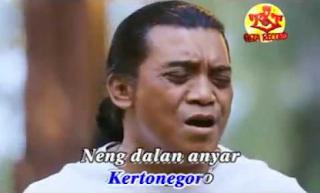 Lagu Didi Kempot - Dalan Anyar