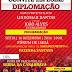 Cerimônia de Diplomação do prefeito Lindomar Dantas será nesta sexta-feira (16)