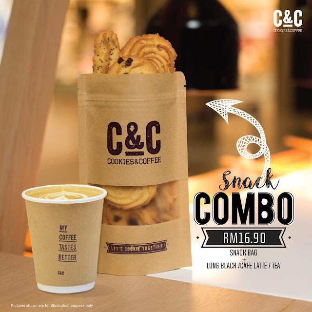 C & C Your New Heaven For Cookies And Coffees Lover