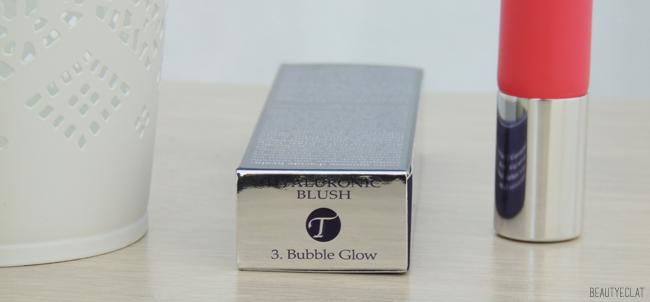 revue avis test by terry hyaluronic blush bubble glow