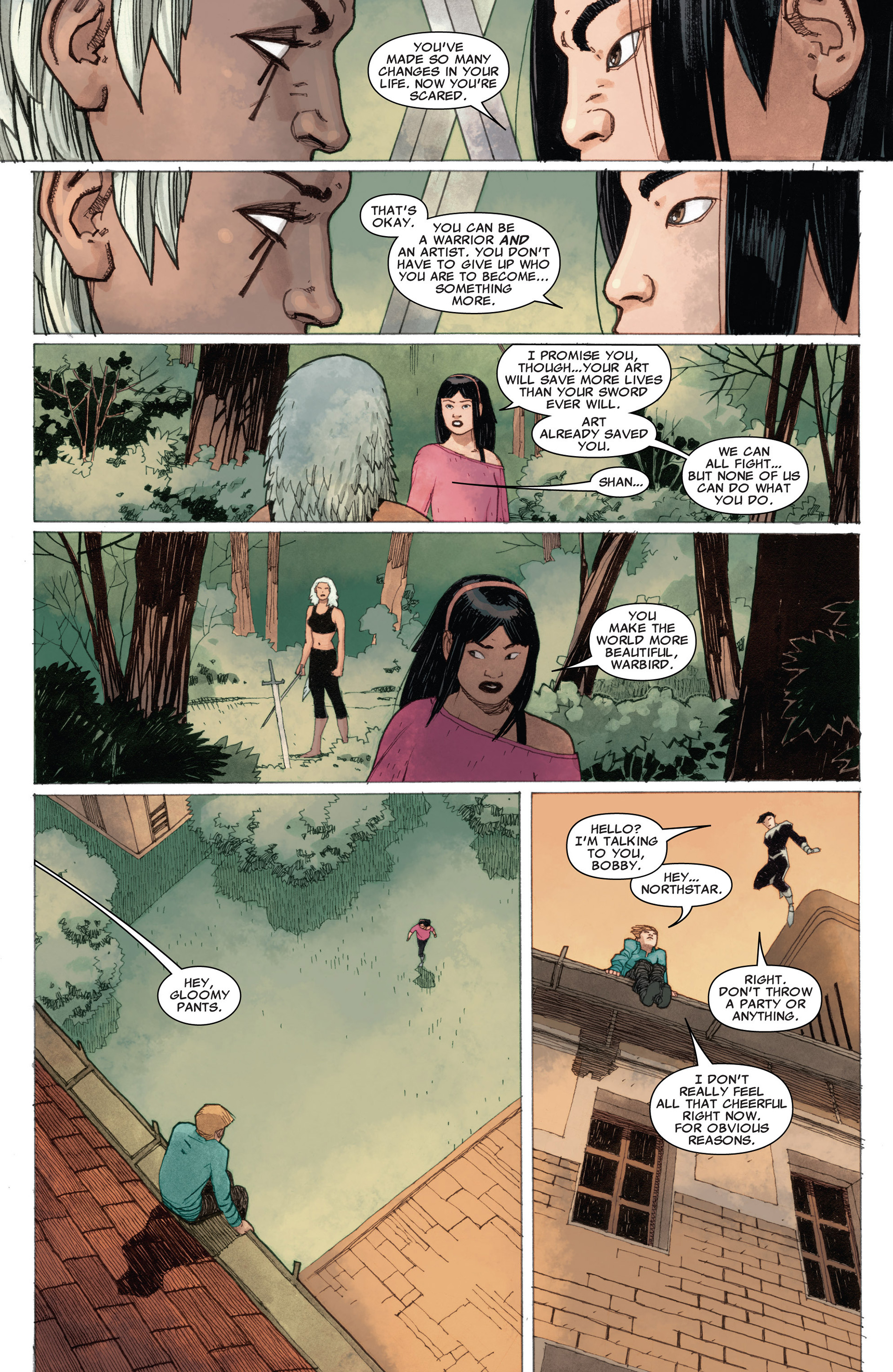 Astonishing X-Men (2004) issue 68 - Page 11