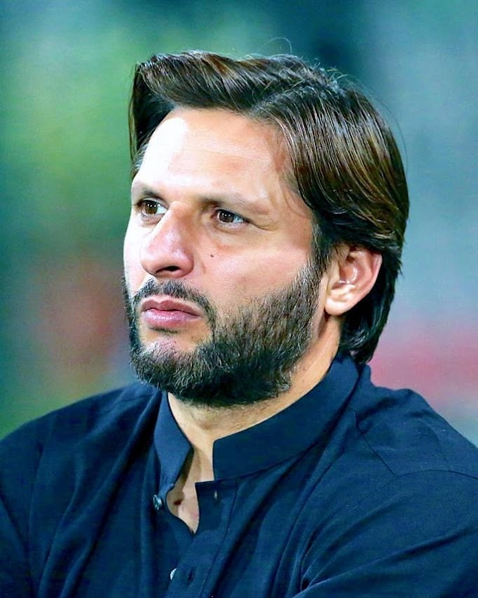 Shahid Afridi selects all-time World Cup XI, no place Sachin and MS Dhoni
