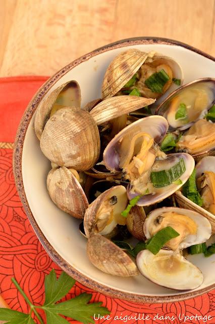 cuisine chinoise fruits de mer