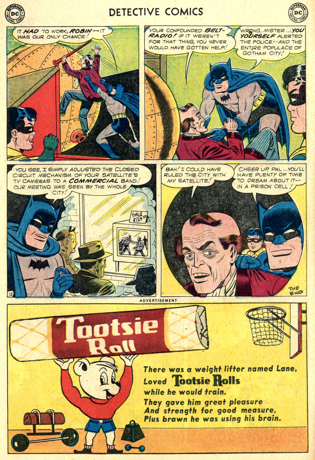 Detective Comics (1937) 266 Page 13