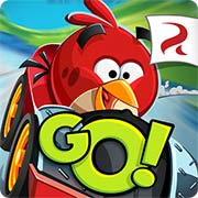 Angry Birds Go MOD+Unlimited Coins Apk Terbaru 2016