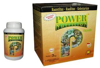 Gambar Power Nutrisi Nasa