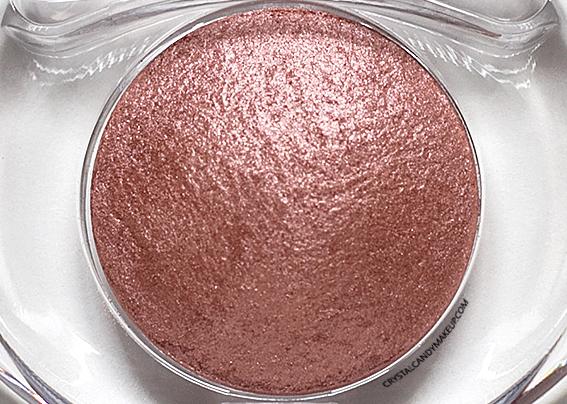 PUPA Milano Vamp! Wet & Dry Eyeshadows Review 102 Peach